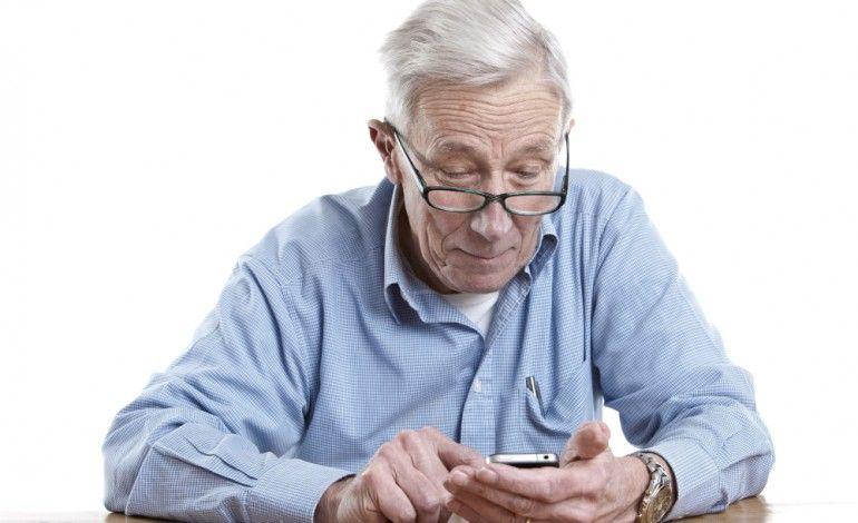 Viedtālrunis senioriem