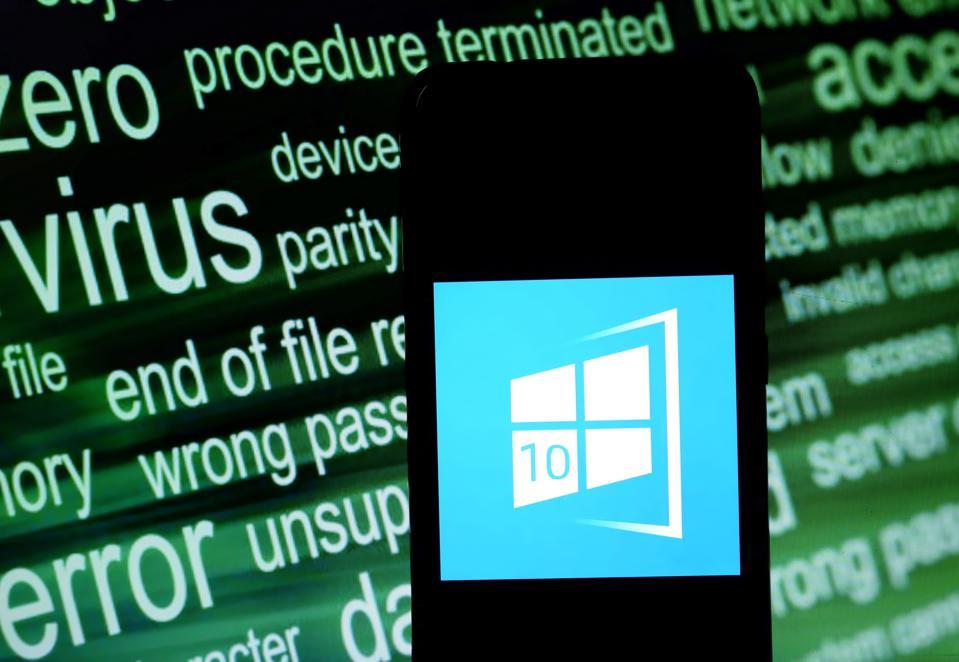 Hakeru uzbrukumi Windows sistēmām