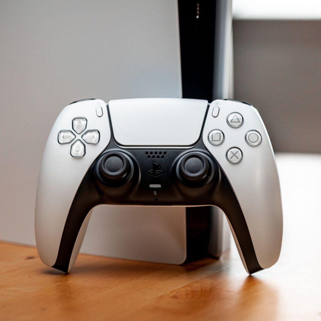 PS5 kontrolieris