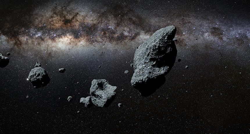 Ar Latvijas teleskopiem atklāj asteroīdus
