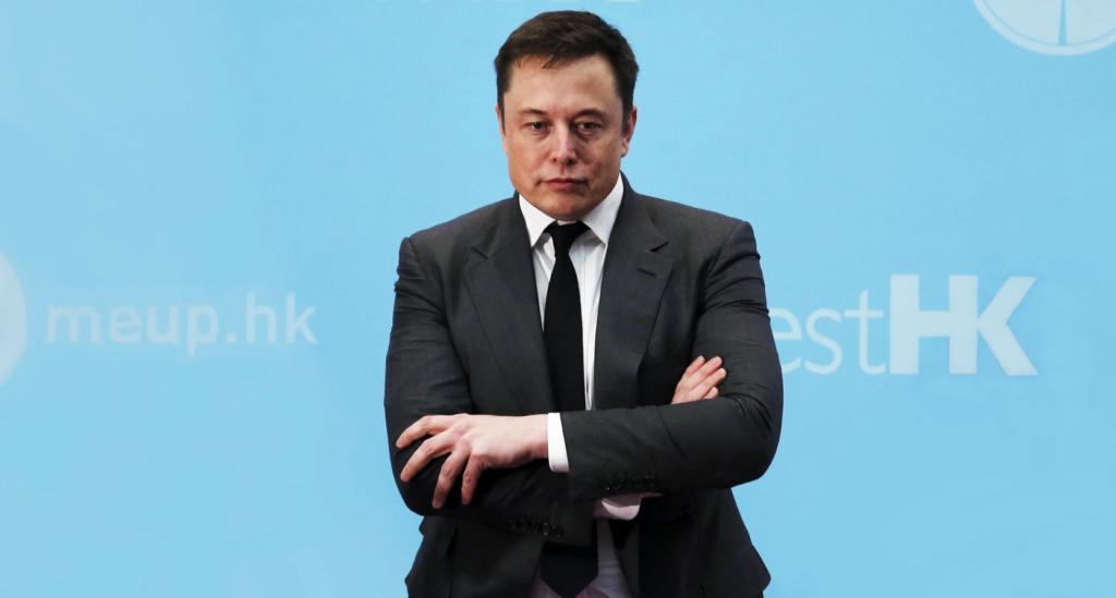Tesla izpilddirektors