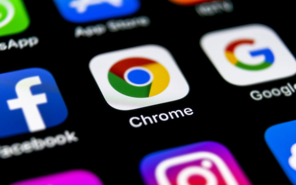 Google Chrome pārlūks