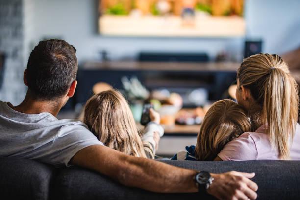 TV skatīšanās paradumi