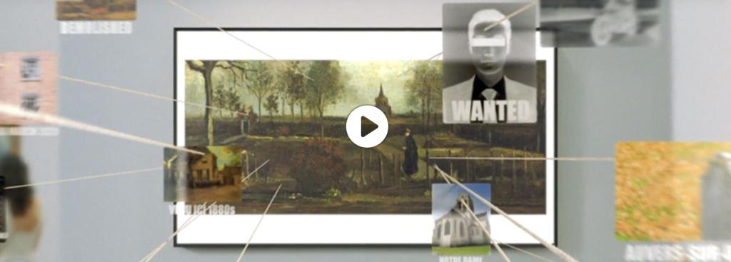 Zudušo mākslas darbu izstāde pieejama digitāli