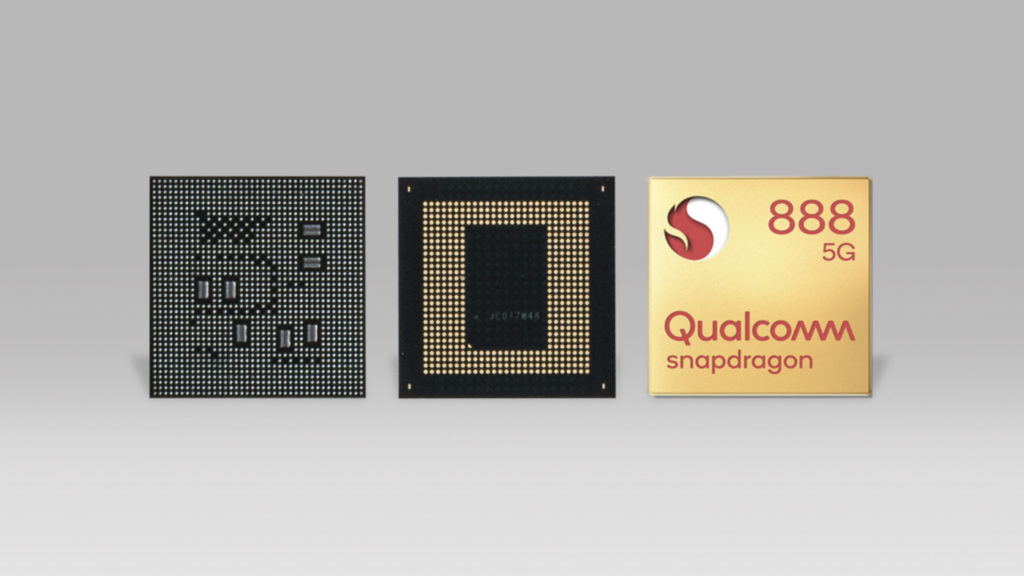 Snapdragon 888 mikroshēma