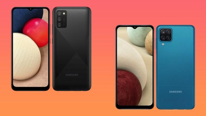Samsung budžeta klases tālruņi