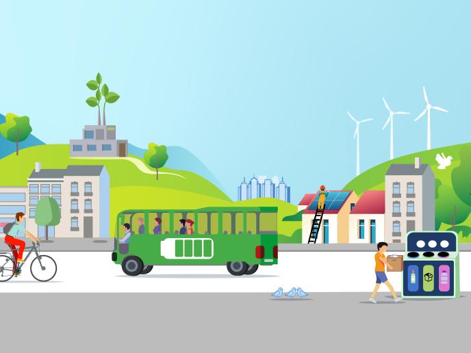 Eiropas zaļais kurss - klimata pārmaiņas un jauni likumi