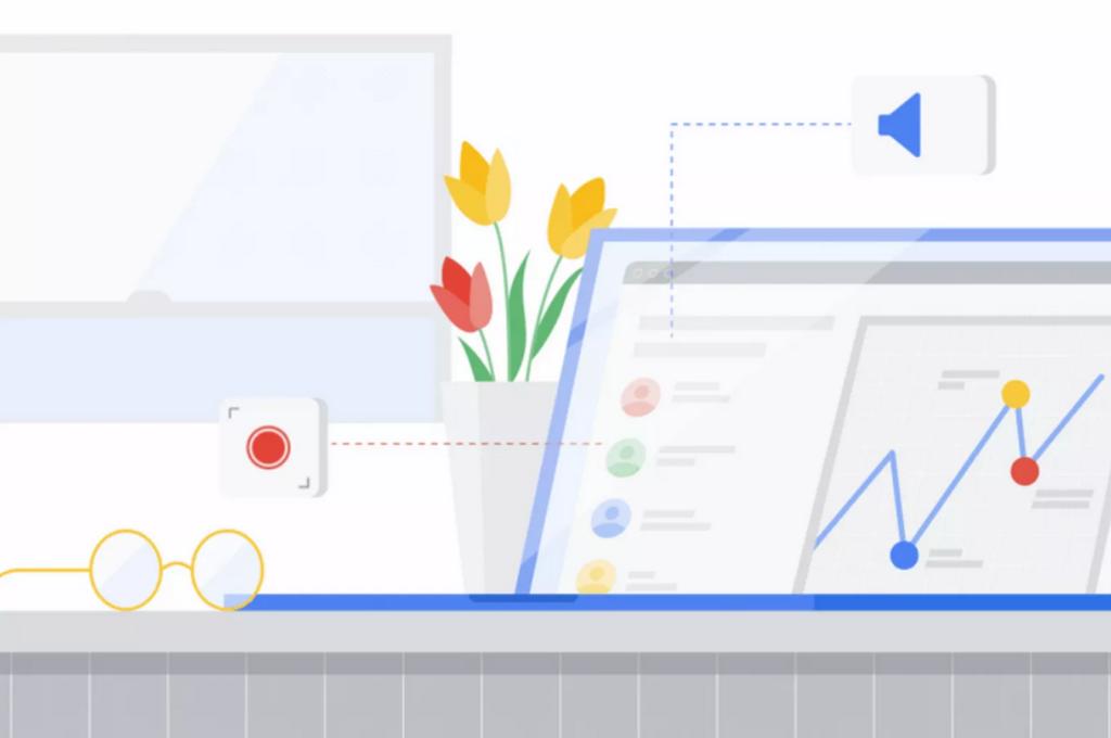 Chrome OS jaunās funkcijas