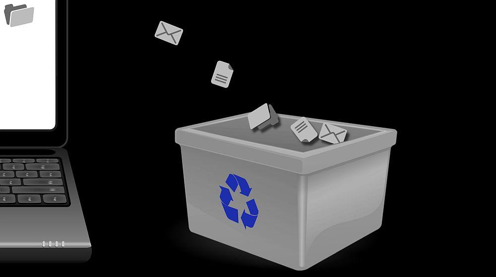 atbrīvojies no digitālajiem atkritumiem