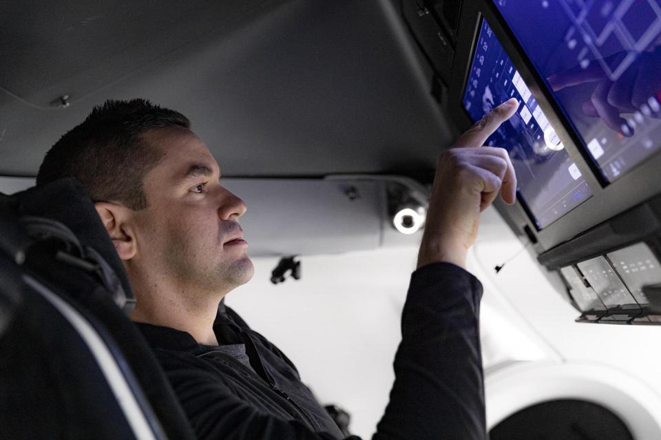 SpaceX misija ziedojot slimnīcai