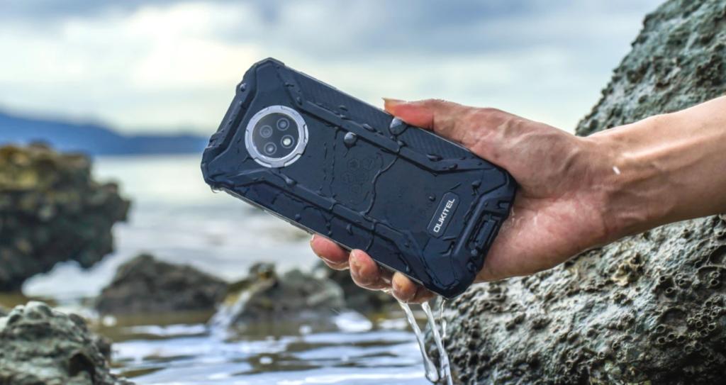 triecienizturīgie mobilie telefoni