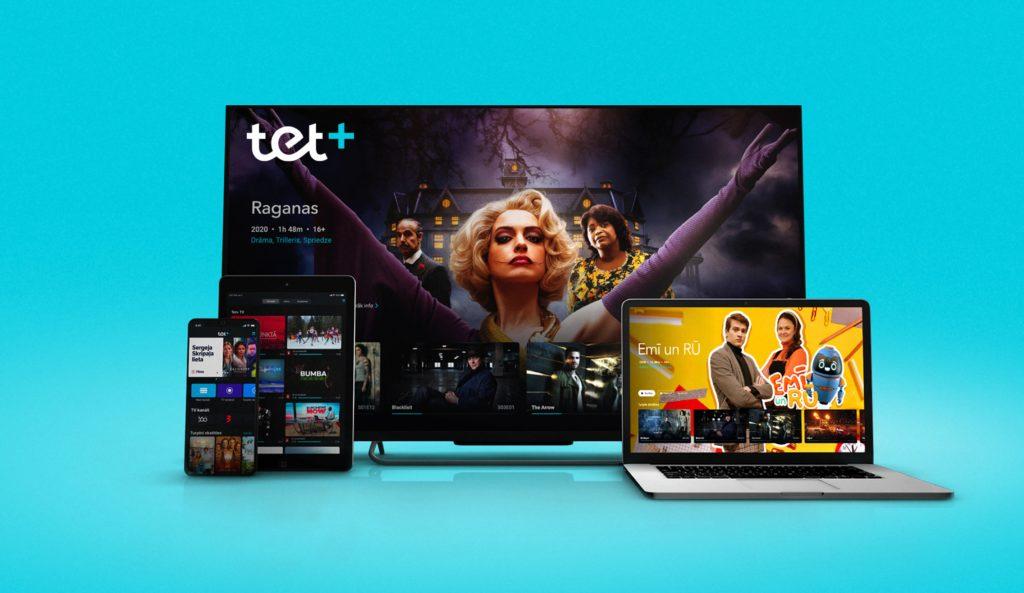 Tet+ izklaides platforma