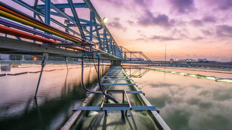 ūdens tehnoloģiju nozare