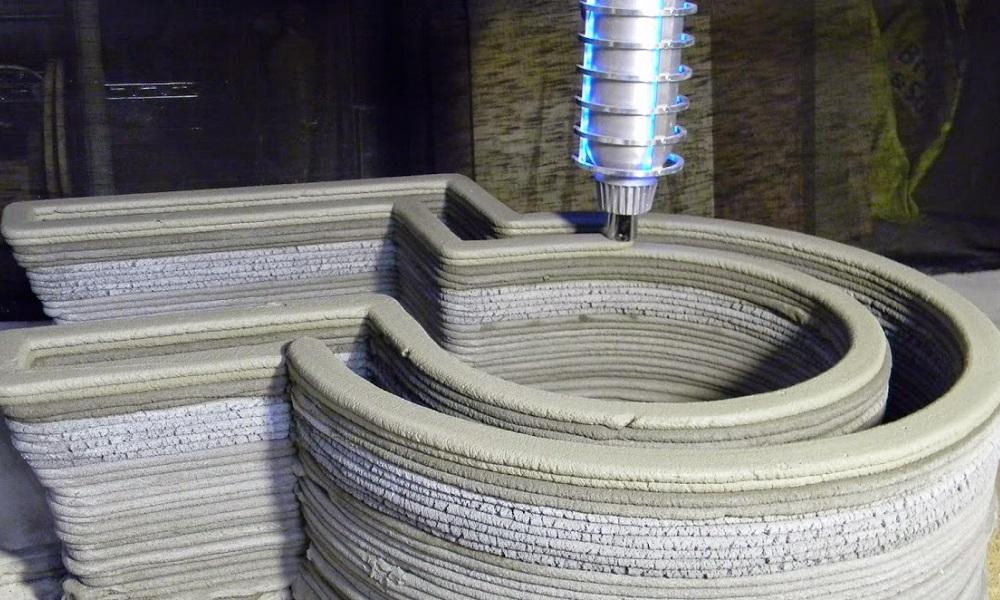 Latvijā atklāta 3D betona printēšanas laboratorija