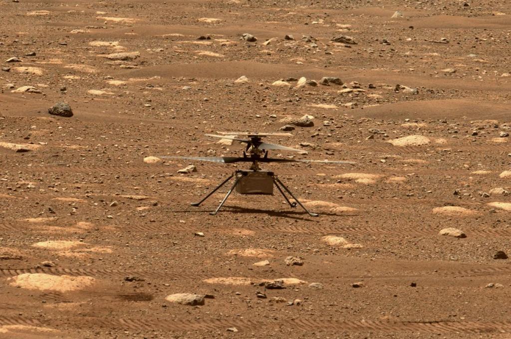Marsa helikopters