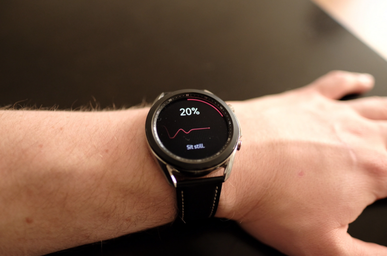 Samsung viedpulkstenis
