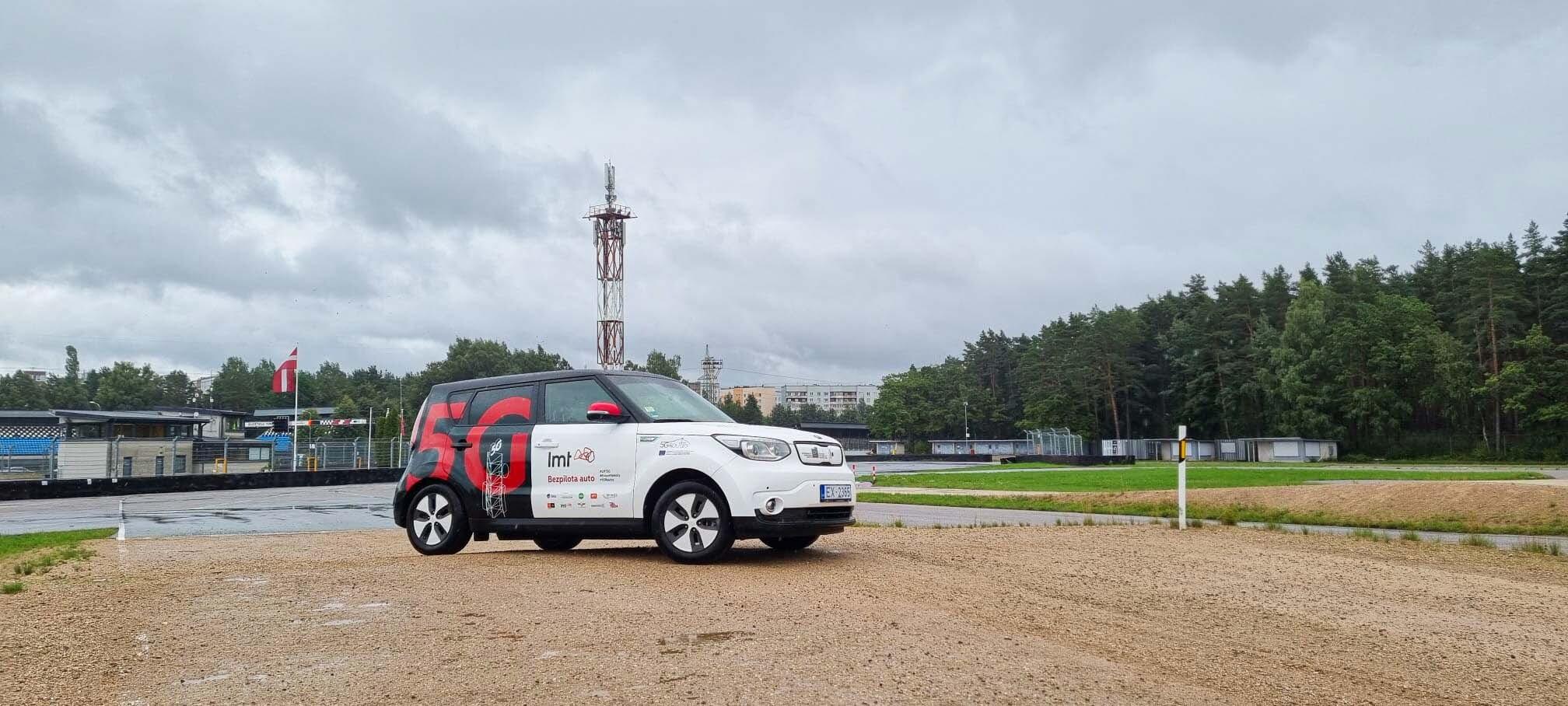 LMT un CSDD Biķerniekos izveido 5G testa trasi