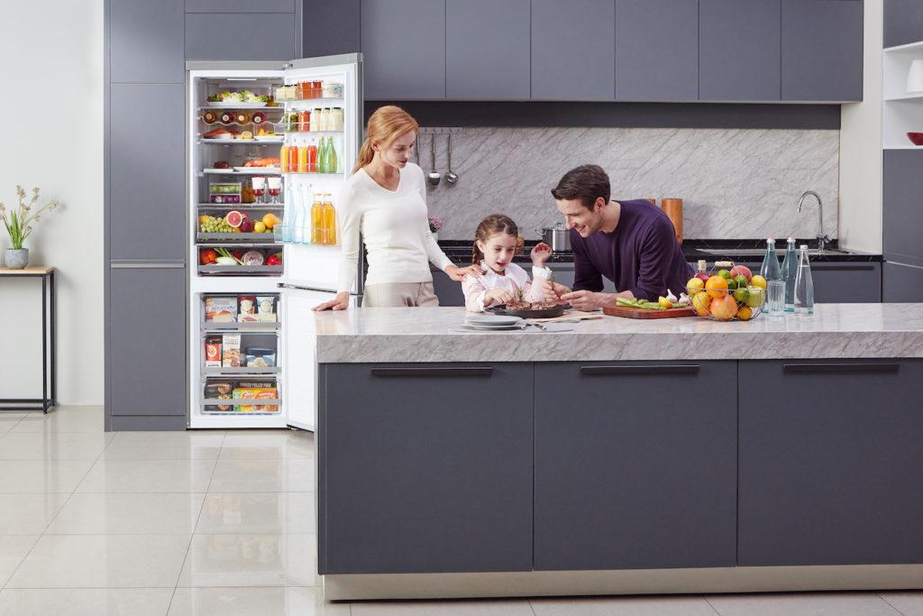Kā izvēlēties ledusskapi?