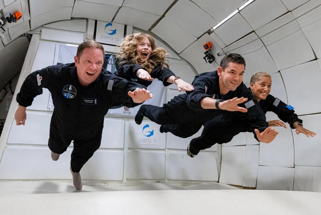 SpaceX civilā misija