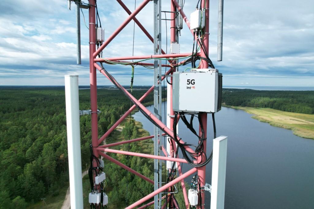 LMT šogad uzstādīs 100 5G bāzes stacijas