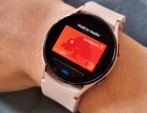 Samsung Galaxy Watch4 Google Pay